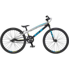 """GT Bicycles Speed Series Mini 20"""", gloss silver/black"""